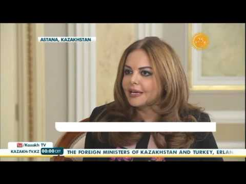 President Nazarbayev gives interview to CNBC Arabia - Kazakh TV