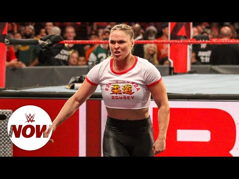 Ronda Rousey goes off on