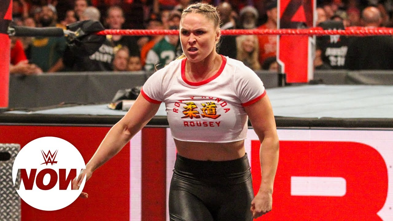 """Ronda Rousey goes off on """"Do Nothing Bellas"""": WWE Now"""