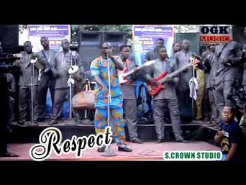 OGANLA FUJI WASIU ALABI PASUMA LATEST LIVE PLAY TITLED RESPECT 1