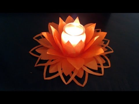 DIY Fall Candle Holder | Fall Home Decor from YouTube · Duration:  3 minutes 14 seconds