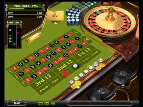 Игровой автомат Американская рулетка