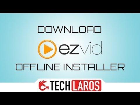 ezvid free screen recorder for windows download