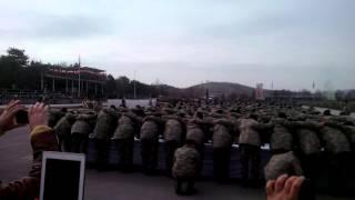 Ankara Etimesgut Zırhlı Birlikler Yemin Töreni