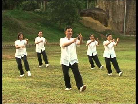 Bài tập thể dục sáng : Thái Cực Quyền 13 thức (KDL Madagui)