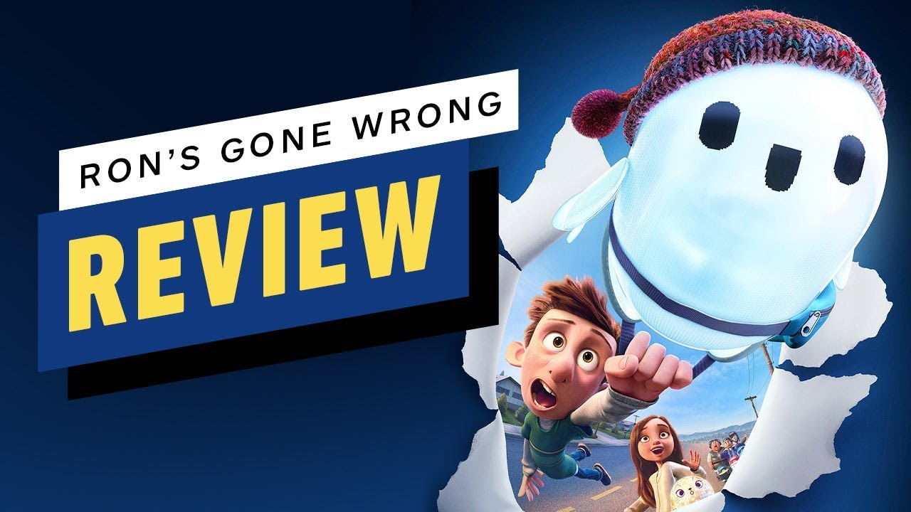 Download Ron's Gone Wrong Review