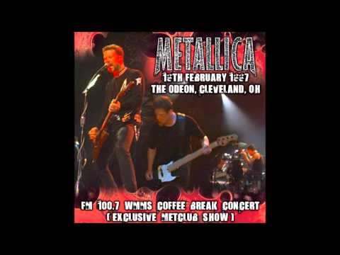 Metallica Live Cleveland, OH 19/Feb/1997