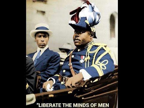 Harlem History presents Marcus Garvey Speech
