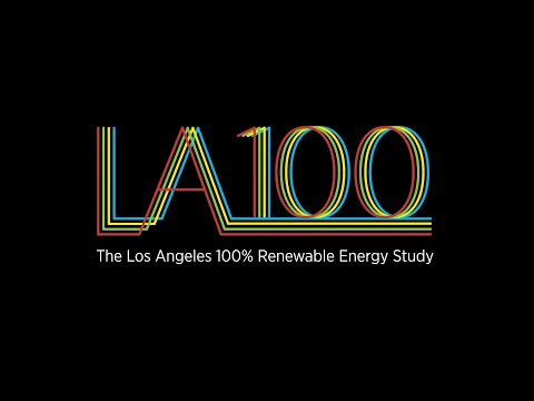 Meet LA100: The Los Angeles 100% Renewable Energy Study