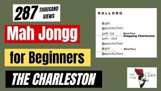 Mah Jongg for Beginners 2 - American - Charleston