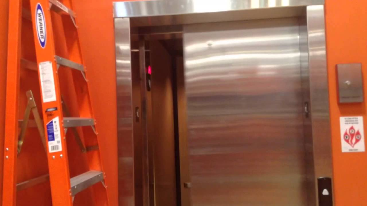 Schindler Ht Hydraulic Elevator At Dick S Sporting Goods Fayette