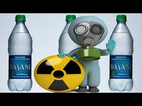 Dasani = Tap Water + Lethal Drug?