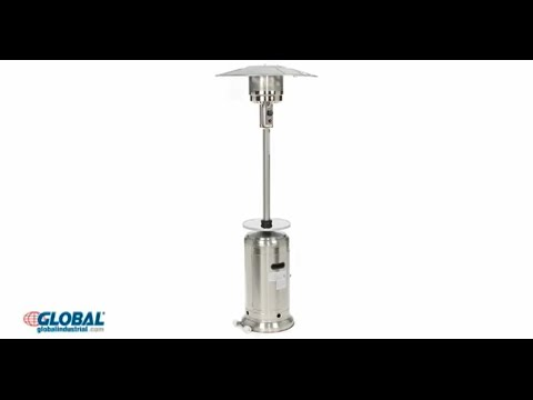Propane Patio Heaters Youtube