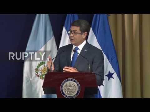 El Salvador: El Salvador, Honduras and Guatemala launch joint task-force to tackle organised crime
