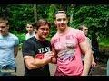 Дмитрий Яшанькин - Открытая тренировка в Парке Горького
