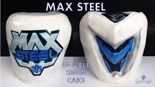 Max Steel Turbo Cake - (How to make)