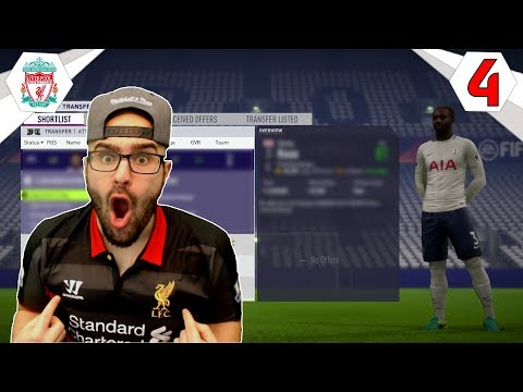 WE SIGN AN EPIC ENGLISH FULL BACK! -  FIFA 18 LIVERPOOL CAREER MODE #04