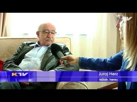Juraj Herz natáčal film v meste Kežmarok