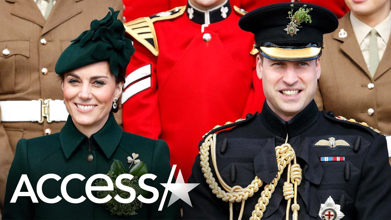 Kate Middleton & Prince William Will Go To Ireland While Meghan Markle & Prince Harry Are In UK