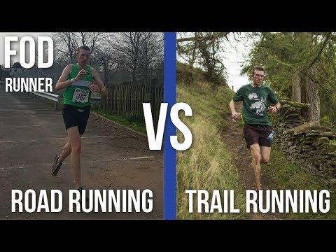 LIVE STREAM - Trail Running vs Road Running | FOD Runner