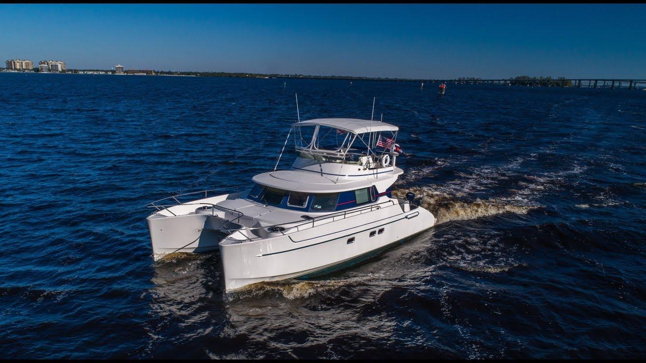 Top 3 Power Catamarans January