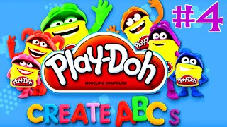 Play Doh Create ABCs Alphabet Write Letters U to Z Words Learning Fun Educational Apps for Kids #4