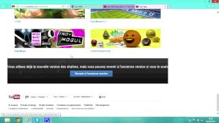 [TUTO] comment remettre l'ancienne interface de sa chaine youtube ?