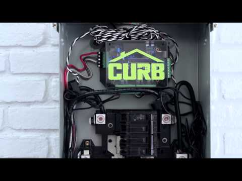 Curb Puts You in Control of Your Electricity Bill with Home Energy Monitoring System