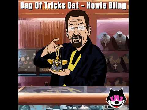 Bag Of Tricks Cat - Howie Bling