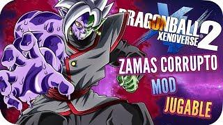 ZAMAS DEFORME DRAGON BALL SUPER EN DRAGON BALL XENOVERSE 2