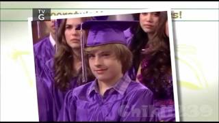 Suite Life On Deck - Graduation On Deck - Yearbook Ending... (HD)