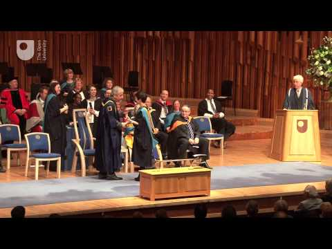 London degree ceremony, Saturday 29 March AM