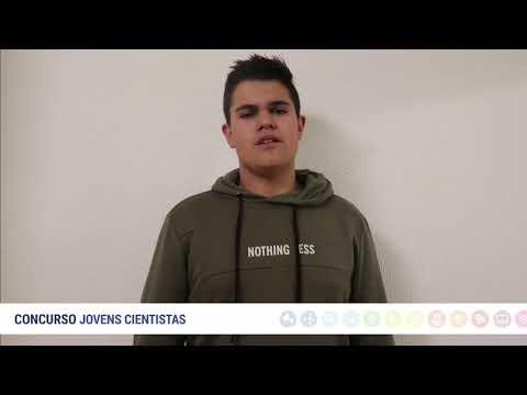 Jovens Cientistas - Testemunho  Rodrigo Carvalho