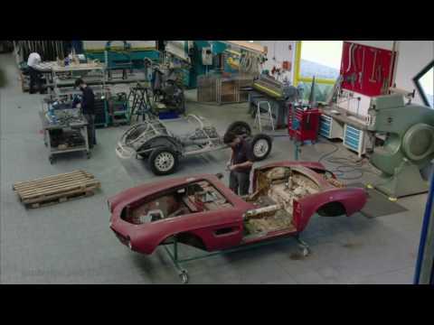 Реставрация БМВ 507