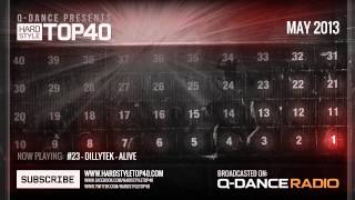 May 2013 | Q-dance presents Hardstyle Top40