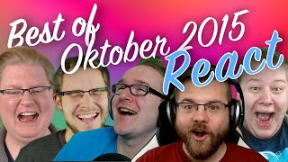 REACT: Best of Oktober 2015