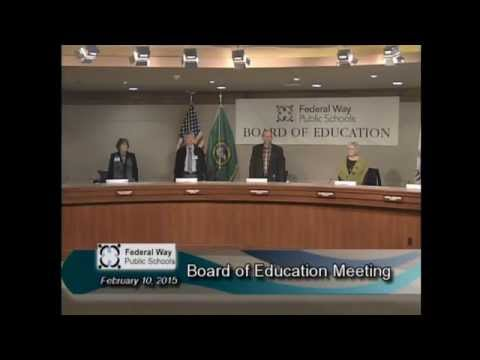 02/10/2015 - Board Meeting
