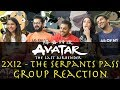 Avatar The Last Airbender 2x12 The Serpent s Pass Group Reaction