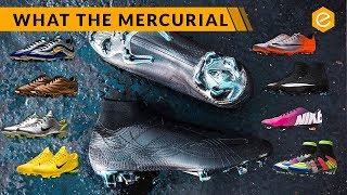 Edición limitada 20 aniversario de Mercurial