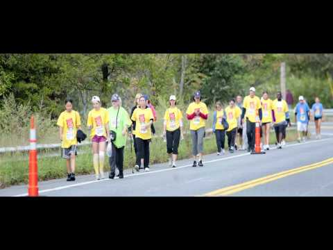 2012 Boston Marathon Jimmy Fund Walk