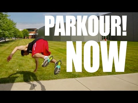 Parkour for Beginners: The Ultimate Guide | The Art of ...
