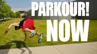 Learn Parkour In only 5 Minutes   Beginners Basics ASAP