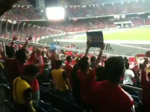 Liverpool - Walk On (YNWA)