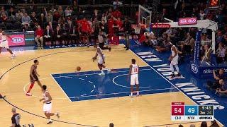 3rd Quarter, One Box Video: New York Knicks vs. Chicago Bulls