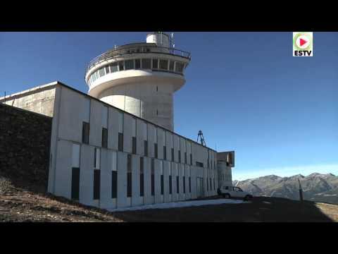 ANDORRA Snow TV: L'antena emissora /  Pylones Sud-Radio