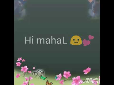Happy 1st anniversary mahal ko youtube