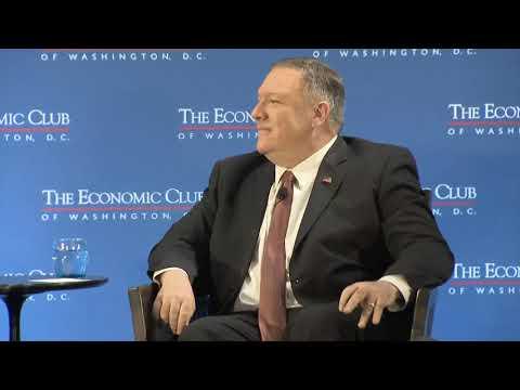 Secretary Pompeo interview
