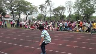 20140402 兒童節慶祝活動-跳繩接力賽跑-六年級