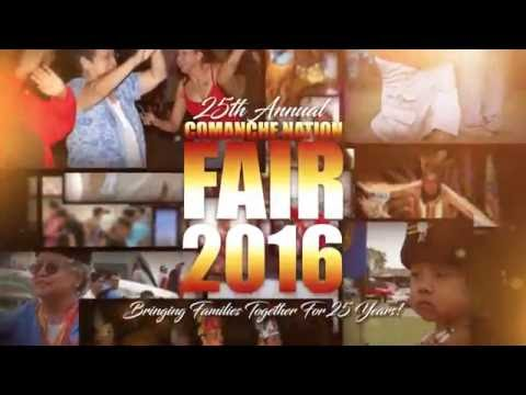 Comanche Nation Fair 2016