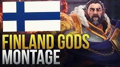 GODS OF FINLAND - Overwatch Montage